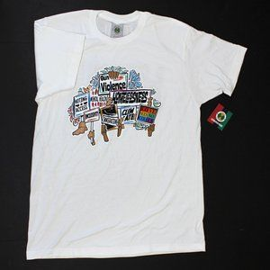 Cross Colours Vote SS Tee Shirt